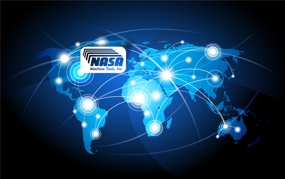 NASA Machine Tools Worldwide Support